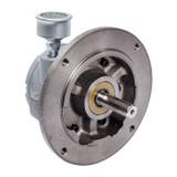 Gast 4AM-NRV-70C Reversible Lubricated Air Motor 1.7 HP 3000 RPM 100 PSI