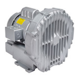 Gast R4310A-2 Regenair® Regenerative Blower 1 HP 92 CFM 52 IN-H2O (press) 48 IN-H2O (vac)