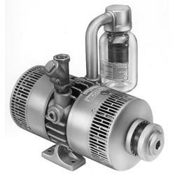 Gast 6066-V103 Rotary Vane Air Compressor / Vacuum Pump 5 HP 45 CFM-50HZ 55 CFM-60HZ 25 IN-HG