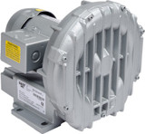 Gast R2103NX Regenair® Regenerative Blower 1/3 HP 42 CFM 39 IN-H2O (press) 35 IN-H2O (vac)