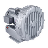 Gast R6335A-2 Regenair® Regenerative Blower 5 HP 215 CFM 105 IN-H2O (press) 88 IN-H2O (vac)