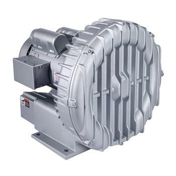 Gast R6350A-2 Regenair® Regenerative Blower 5 HP 215 CFM 105 IN-H2O (press) 88 IN-H2O (vac)