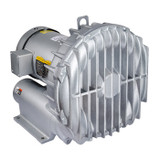Gast R7100A-3 Regenair® Regenerative Blower 10 HP 420 CFM 125 IN-H2O (press) 110 IN-H2O (vac)