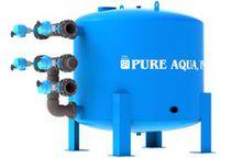 Filtres d'eau multimédia