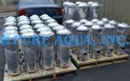 Boîtier de Filtre à Cartouche en Acier Inoxydable OI 10 x 72 000 et 10 x 60 000 GPD - Koweït