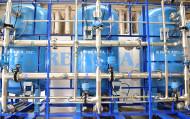 Adoucisseur d'Eau Triple Automatique pour Boire 400 GPM - États-Unis