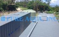 Système de Filtration en Milieu Industriel Conteneurisé 216000 GPD - Palau