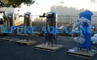 Filtration Multimédia en Acier Inoxydable Unités 2 x 35000 GPD et 1 x 50000 GPD - Koweït