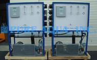 Unités Commercial SWRO 6000 GPD - Liban