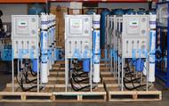 Assemblée BWRO pour l'Eau Potable 14 X 1500 GPD - Malaisie
