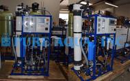Système Pilot de Réduction d'Ultrafiltration TOC 10000 GPD - Oman
