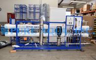 Équipement Osmose Inverse pour l'Eau Potable 57000 GPD - Philippines