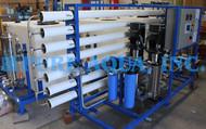 Machine de Commercial Osmoseurs pour l'Alimentation et l'Énergie 32000 GPD - Indonésie