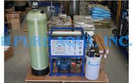 Machine Commerciale Eau de Mer OI 4700 GPD - Singapour