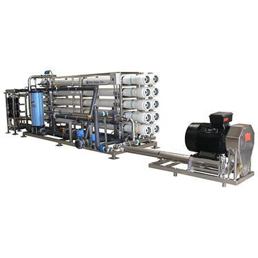 Fabricant d'eau industrielle BWRO - Oman
