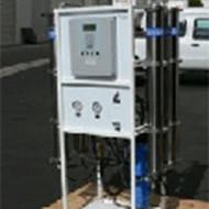 Système d'osmose inverse 1500 GPD - Projet USA