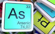 Élimination de l'arsenic de l'eau