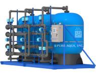 Filtres à eau au charbon actif industriel