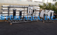 Système d'osmose inverse pour eaux saumâtres 173,000 LPJ - Algérie