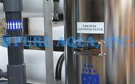 Boîtier de filtre à cartouche d'acier inoxydable OI 350000 LPJ - Algérie