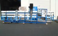 Système de traitement de l'eau 130,000 LPJ - Algérie