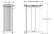 Membrane HYDRAsub HSM375-ES