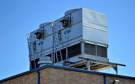 Industriels Systèmes de Traitement d'eau Chiller
