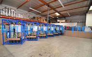 Système de Filtration d'Énergie Solaire Multimédia 6 x 8 GPM - Cameroun