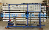 Application Commercial de l'Eau BWRO usine pour Boire - Djibouti
