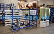 Osmose Inverse pour l'Élimination du Fluorure 32000 GPD - Djibouti