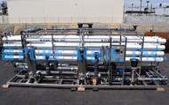Osmose Inverse Industriel pour Traiter des eaux usées Régénérés 400 000 GPD - Egypte