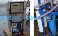 Système d'Eau Saumâtres RO 8000 GPD - Ghana