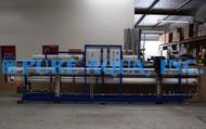 Système Saumâtre d'Osmose Inverse pour l'eau Potable 87000 GPD - Bahreïn