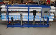Systèmes de Traitement d'eau RO EDI 10 m3/h - Irak
