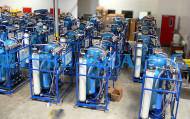 Systèmes d'Ultrafiltration 225 X 32000 GPD - Irak
