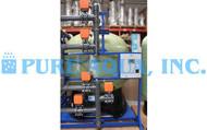 Palette Montée du Filtre à eau 311040 GPD - Jordanie