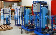 Unité de Filtration Commerciale et RO 2 x 9000 GPD - Jordanie
