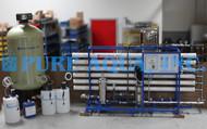 Ensemble Commerciale RO 27000 GPD - Jordanie