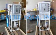 Système Electrodéionisation RO 600 GPD - Jordanie