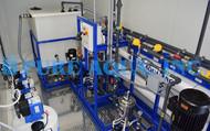 Système de Traitement des Eaux Usées des Lixiviats d'Enfouissement 40000 GPD - Colombie