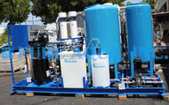 Systèmes de Traitement d'Eau par Ultrafiltration 3 m3 / h - Panama