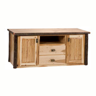 FL84250 Hickory Widescreen TV Stand