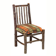 FL86010 Hickory Spoke Back Side Chair