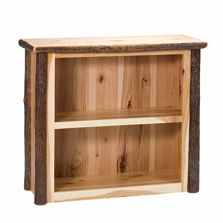 FL87010 Hickory Bookshelf