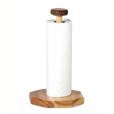 FL89050 Hickory Paper Towel Holder