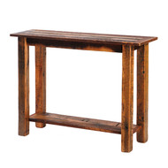 FLB14130 Barnwood Sofa Table