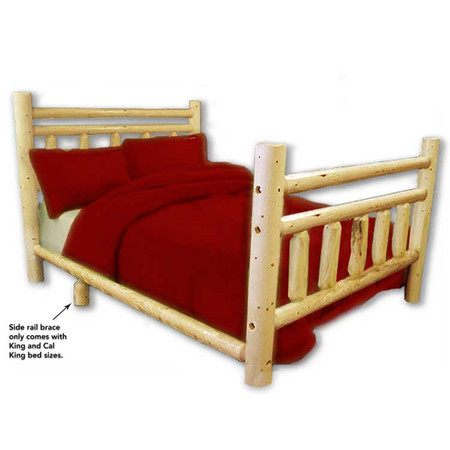 GT1010 GoodTimber Double Rail Bed