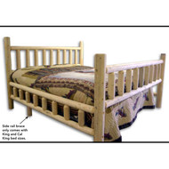 GT1106 Ranch Valley Log Bed