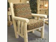GT2003 GoodTimber Log Living Room Chair