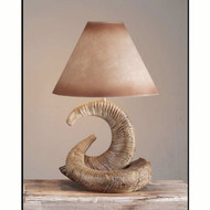 HP66579 Rocky Mountain Ram Lamp
